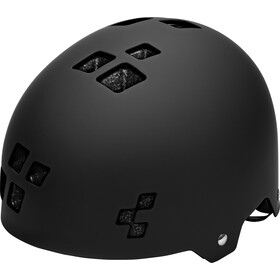 Cube Dirt Helmet Barn black